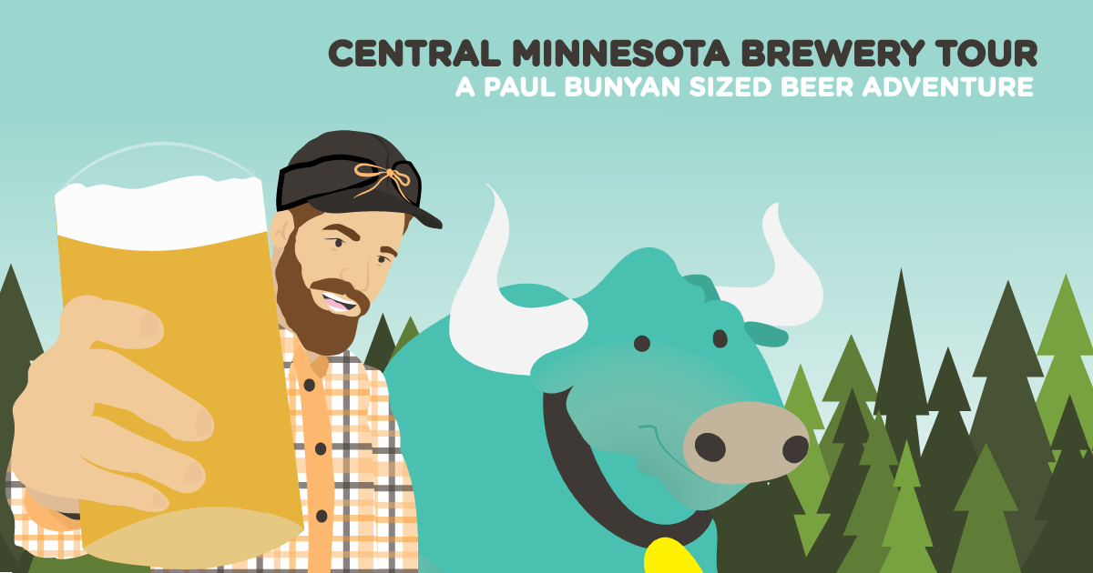 Central MN Brewery Tour