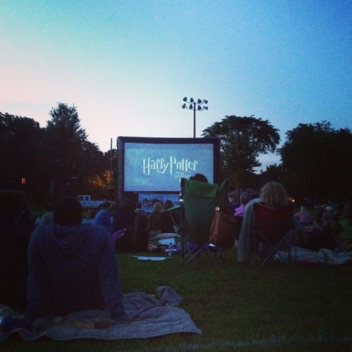 Minneapolis movies in the park