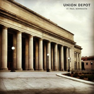 St. Paul Union Train Depot