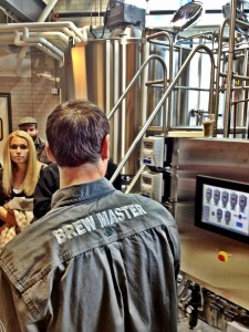 Brew Master Canal Park Brewing - GetKnit Events North Shore Brewery Tour Duluth