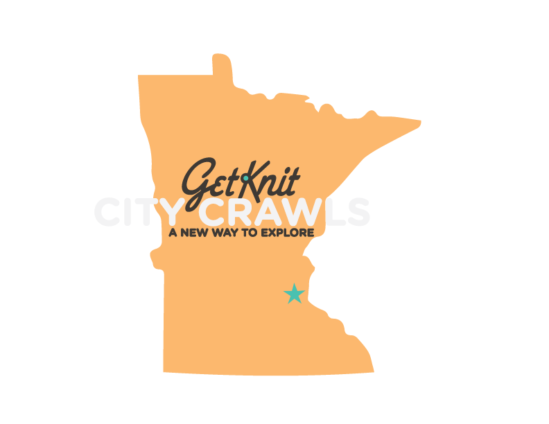 GetKnit City Crawls: A New Way to Explore