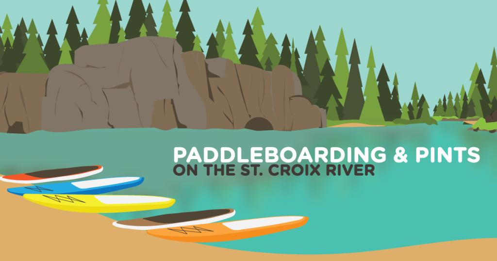 Paddleboarding & Pints