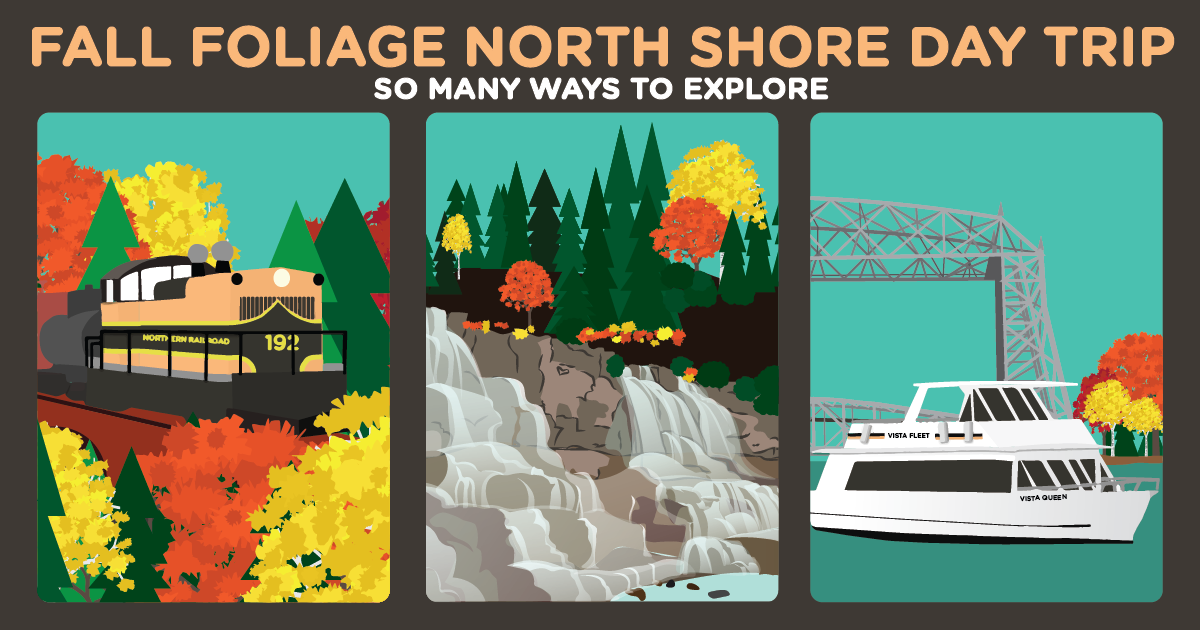 Fall Foliage North Shore Day Trip