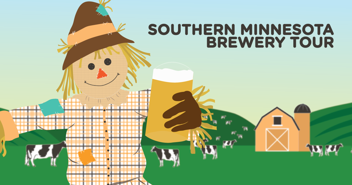 Southern MN Brewery Tour