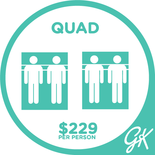 Quad Occupancy Package