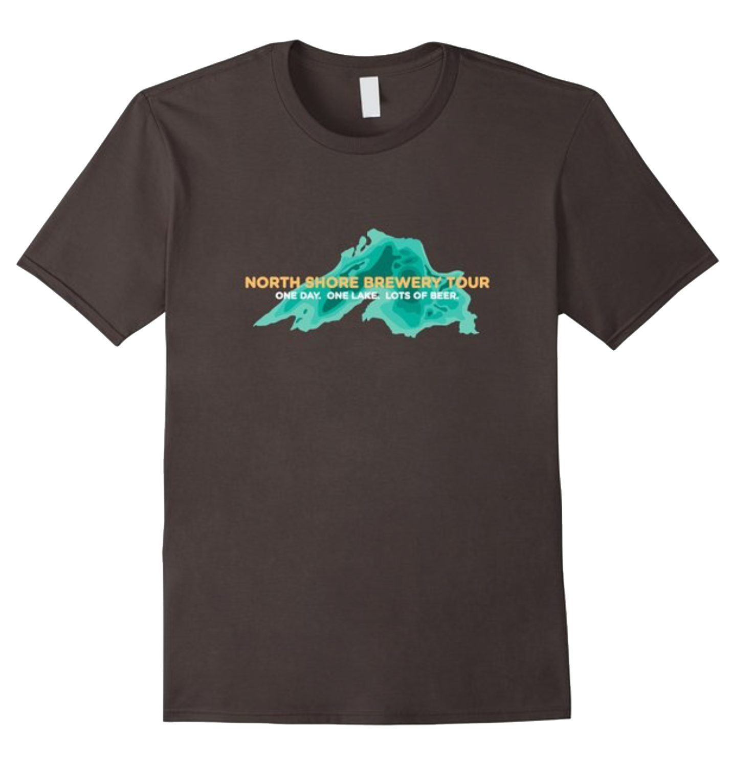 North Shore Brewery Tour T-Shirt