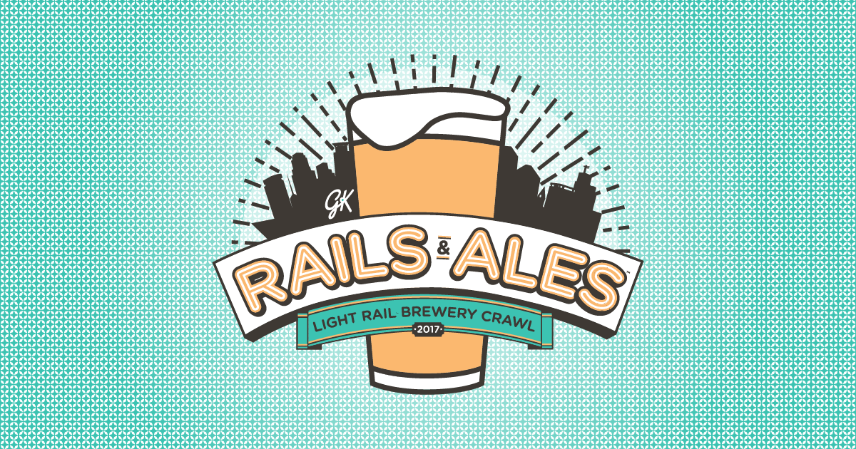 Rails & Ales: Light Rail Brewery Crawl