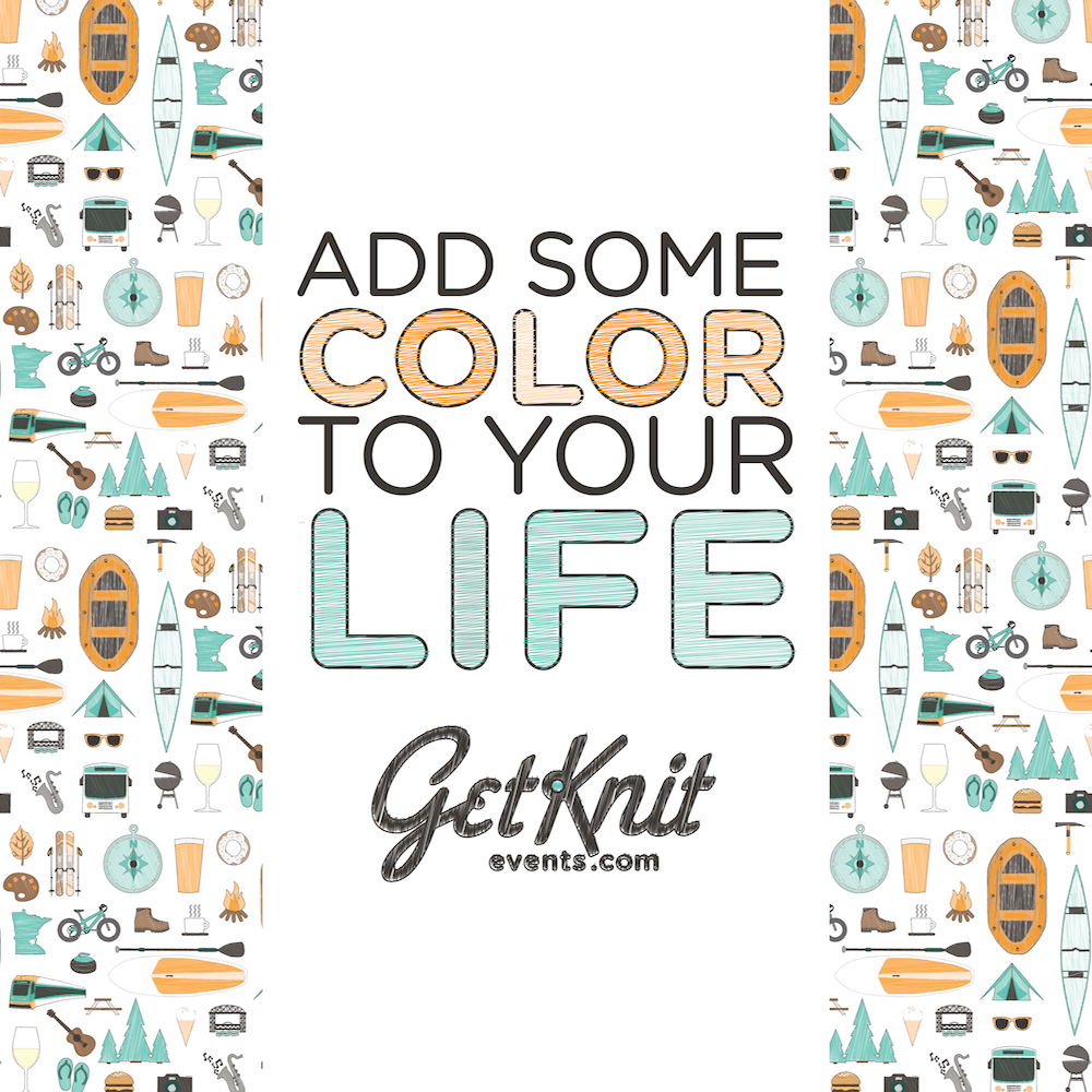 Add Some Color To Your Life Sticker