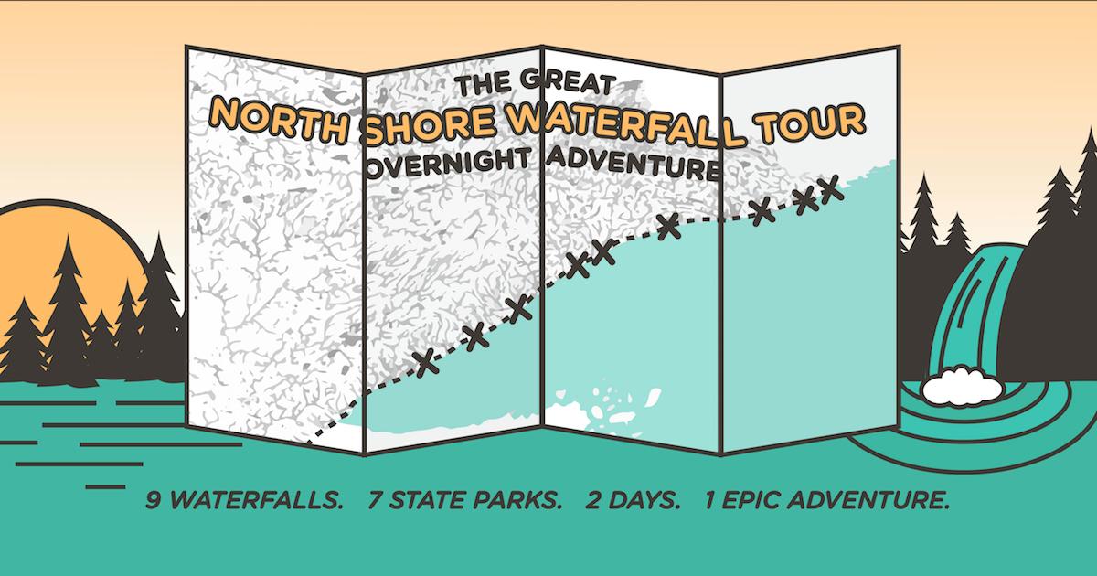 Waterfall Overnight Tour