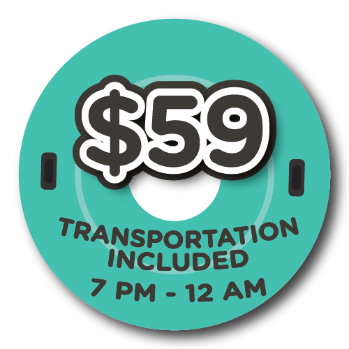 $59 - With Transportation
