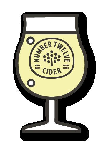 Number 12 Cider