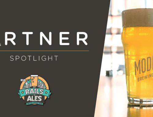 'Rails & Ales' Partner Spotlight – Modist Brewing Co.