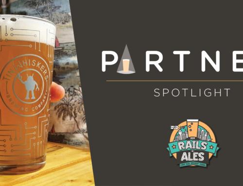 'Rails & Ales' Partner Spotlight – Tin Whiskers Brewing Co.