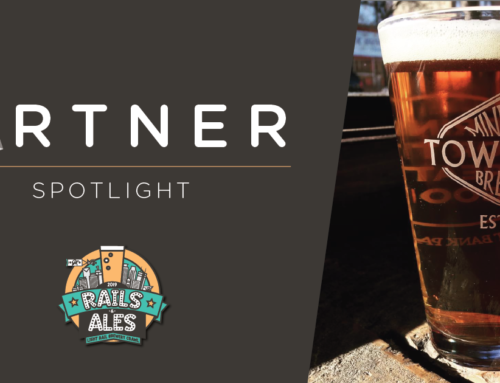 'Rails & Ales' Partner Spotlight: Town Hall