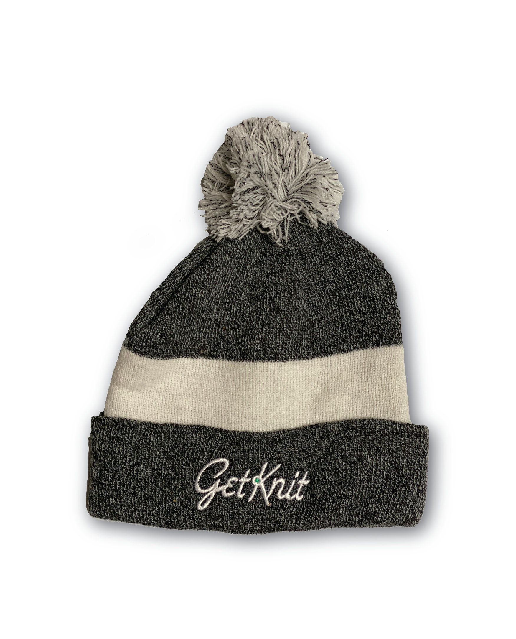 Embroidered GetKnit Stocking Cap