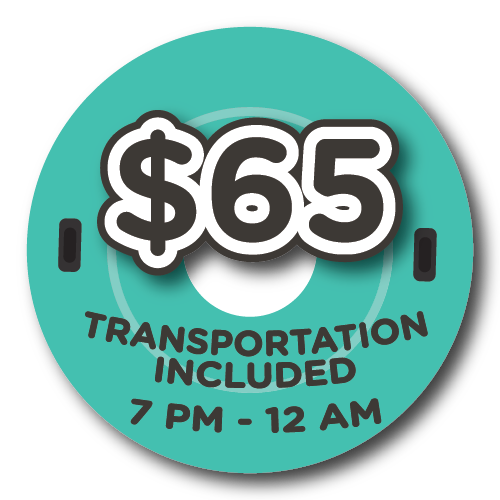 $65 - With Transportation